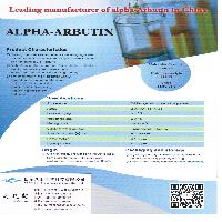 Arbutin in bulk supply