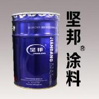 High chlorinated polyethylene iron red paint