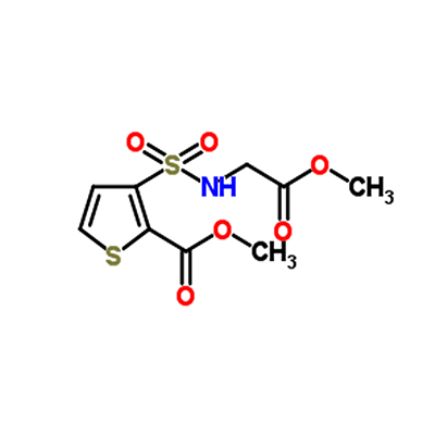 Methyl 3-[(methoxycarbonylmethyl)sulfamoyl]thiophene-2-carboxylate Pharmacy Grade