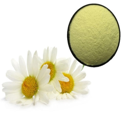 Chamomile extract 2% Yellow Brown powder  Finutra Biotech Co., Ltd