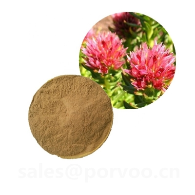 Rhodiola extract,main functions of rhodiola rosea Extractfor Strengthen immune and skin care 95% Brown 97404-52-9 porvoo